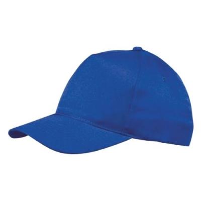 Бейзболна шапка ВС-002, кралско син