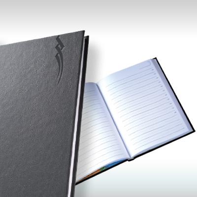 Календар бележник Оптимал - черен