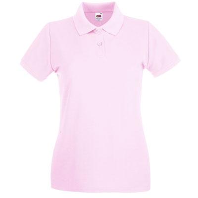 Тениска поло - РОЗОВА