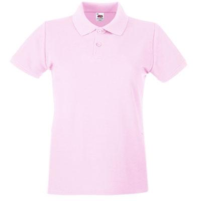 Мъжна ПОЛО тениска - РОЗОВА