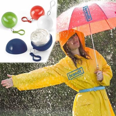 Дъждобрани