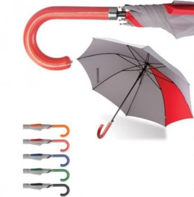 Автоматичен чадър с 1 цветен панел