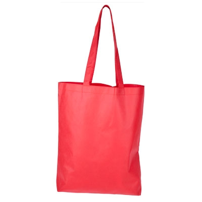 Еко чанти червени
