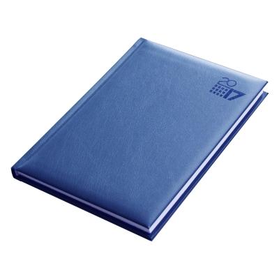 Календар бележник Универсал с Nuvola - син