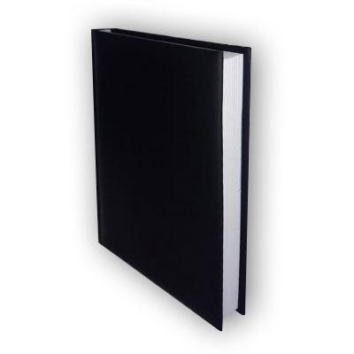 Датиран календар-бележник Универсал - черен