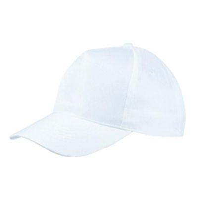 Бейзболна шапка ВС-002, бяла