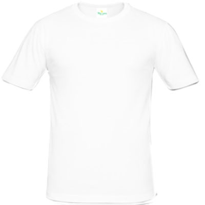 Мъжка обикновена тениска