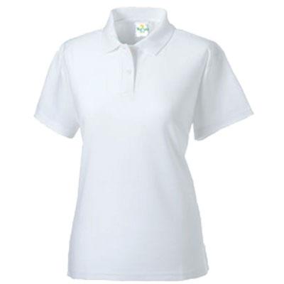 Тениска поло - БЯЛА
