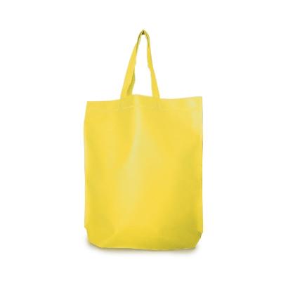 T BAG 9283908 жълта с дръжки